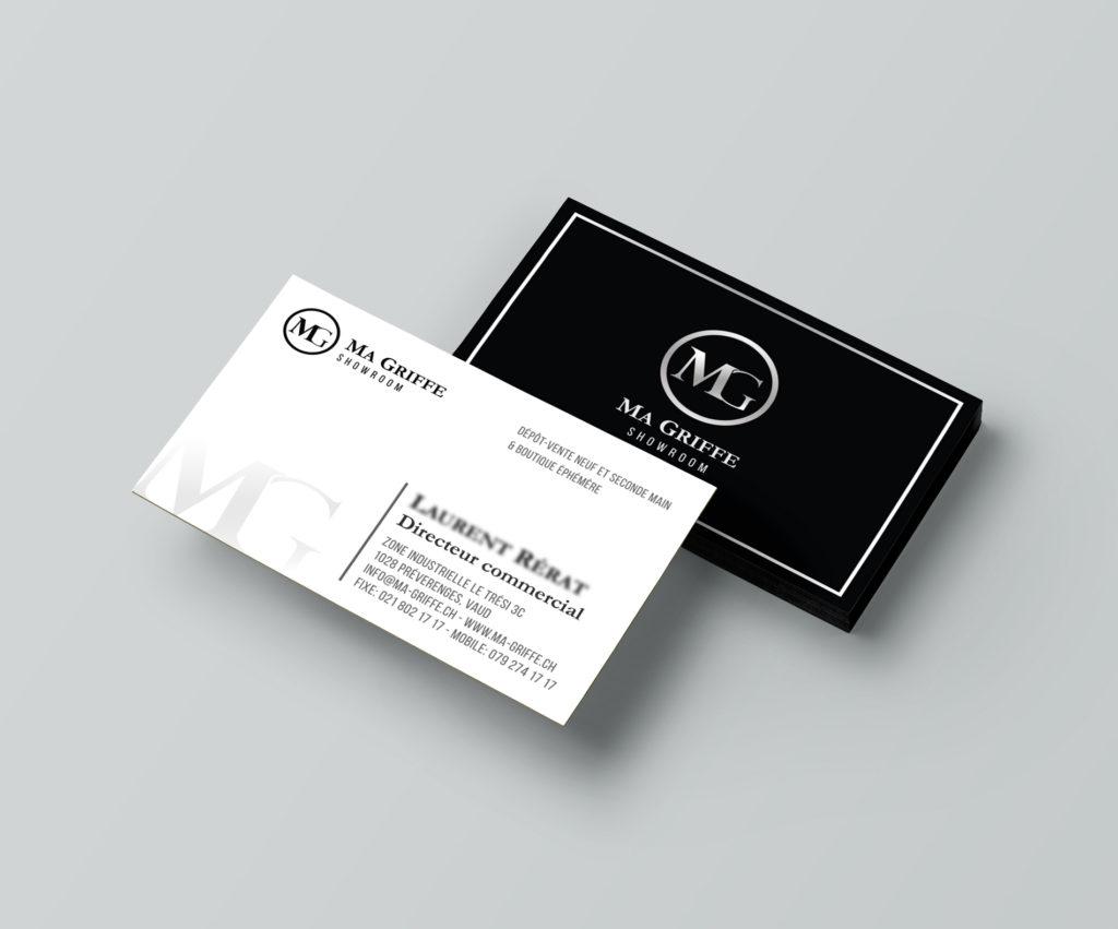 Cartes De Visite Design Et Impression Personnalises