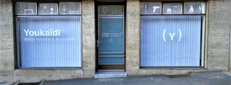 Publicité adhésive vitrine (2)